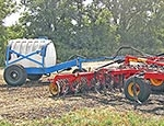 Re-equipment of seeders and cultivators